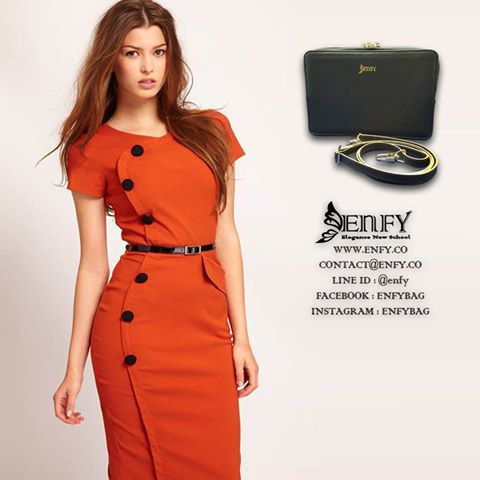 With its minimalist #design and effortless #luxury from our #designer, we're sure you'll be collecting EnFy Empress's #leather bags.